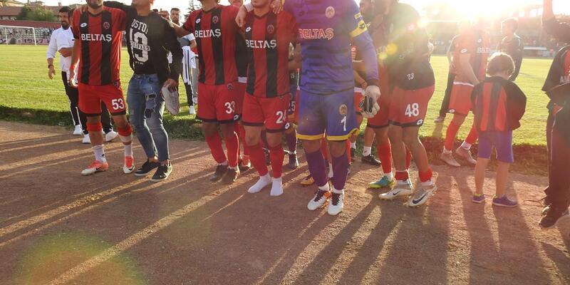 Çorum Belediyespor - Turgutluspor: 2-1