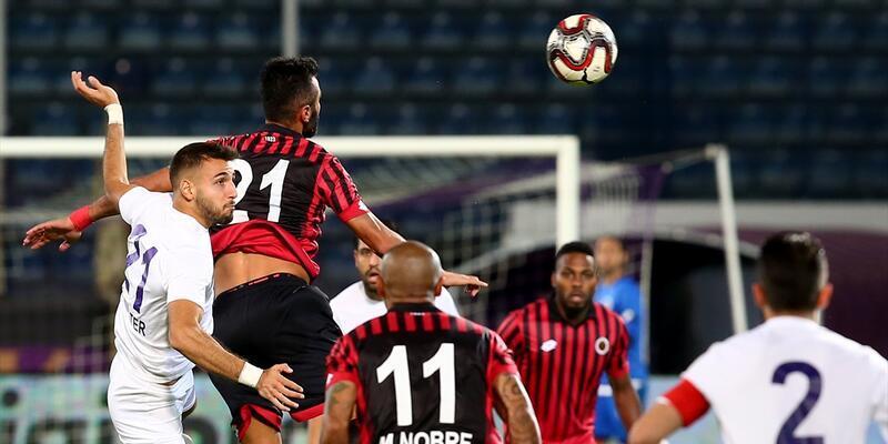 Gençlerbirliği 1-0 Afjet Afyonspor maç sonucu