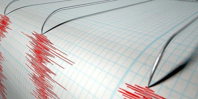 İran Irak sınırı yakınlarında deprem