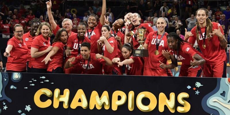 ABD kadınlar basketbolda dünya şampiyonu