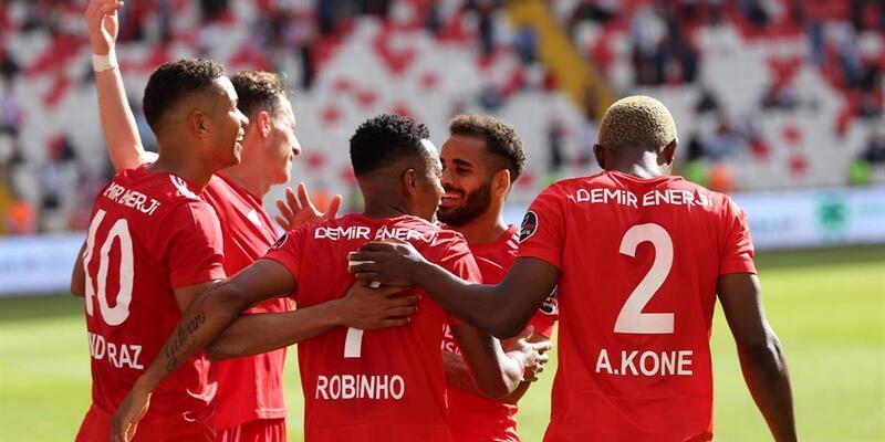 Sivasspor'un 5 maçlık hasreti sona erdi