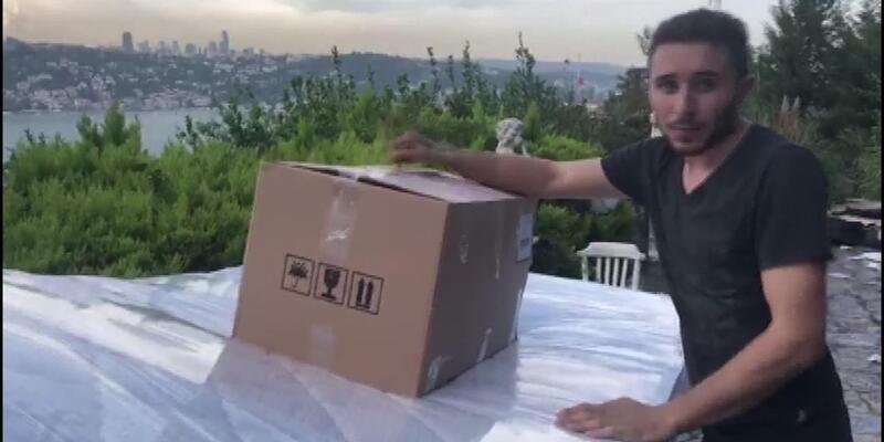 (Ek bilgi ve fotğraflarla) -  Adnan Oktar'ın villası boşaltıldı