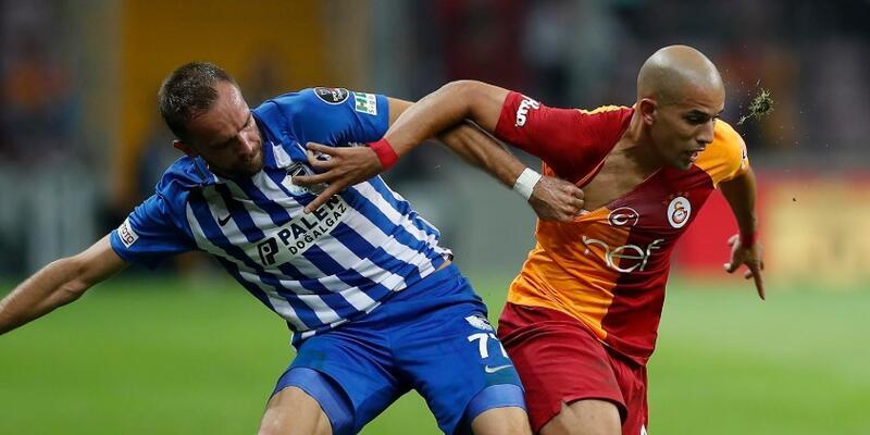 Spor Toto Süper Lig puan durumu (18. hafta)