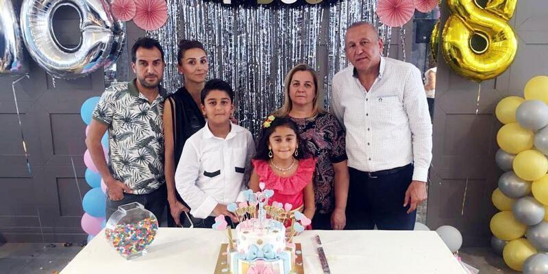 GKV'li Çağlayan kardeşlere doğum günü sürprizi