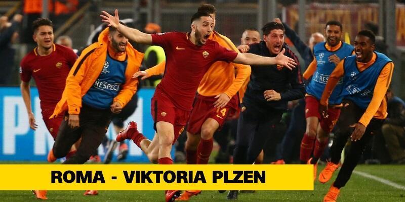 Roma-Viktoria Plzen maçı hangi kanalda, ne zaman, saat kaçta?