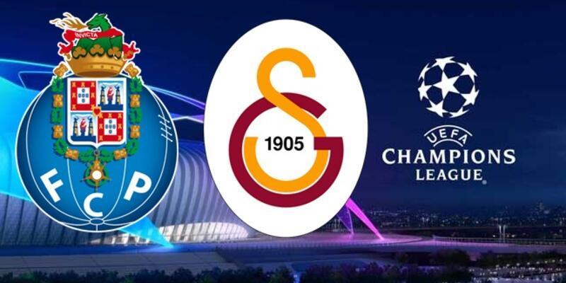Porto-Galatasaray maçının kanalı açıklandı