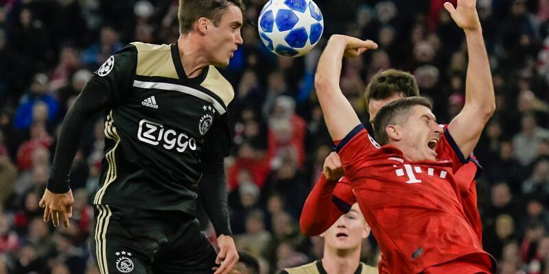 Bayern Münih 1-1 Ajax / Maç Özeti