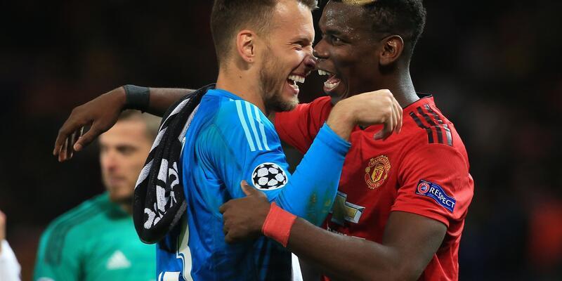 Manchester United 0-0 Valencia / Maç Özeti
