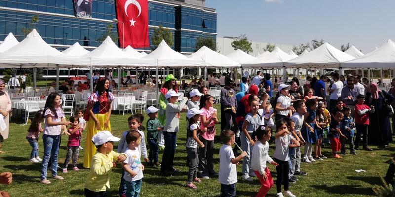 Eskişehir'de 'Ailece Şişecam'da Buluşuyoruz' etkinliği