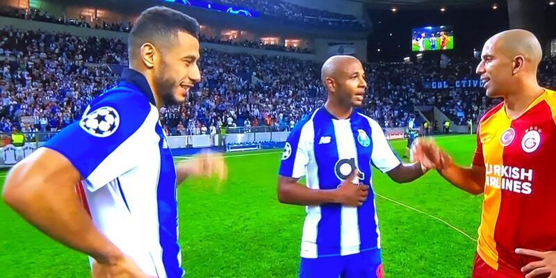 Younes Belhanda kimdir, Porto maçı sonrası ne yaptı?
