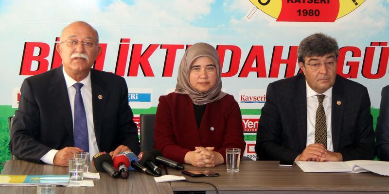 İYİ Parti'li Sukas'tan 'ittifak' açıklaması: Hukuksal altyapısı yok