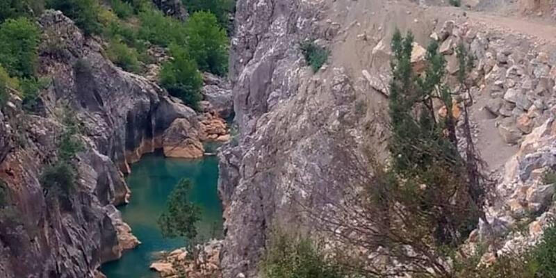 Karaman'da 4 kanyonun milli park olması için girişim başlatıldı