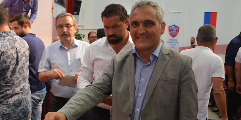 Kardemir Karabükspor'da başkan değişikliği
