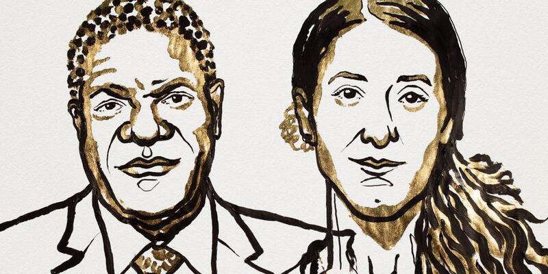 Nobel Barış Ödülü'nü Denis Mukwege ve Nadia Murad aldı (2)
