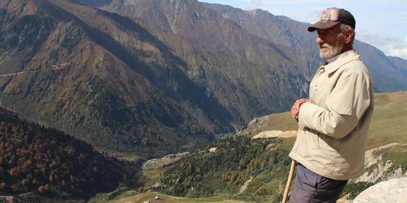 Fındıklı'dan Marsis Dağı'na yol yapılıyor