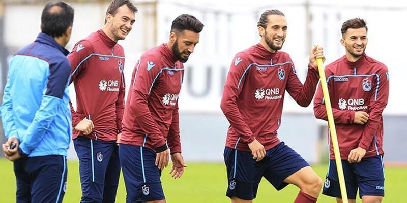 Trabzonspor'da 9 futbolcuya milli davet