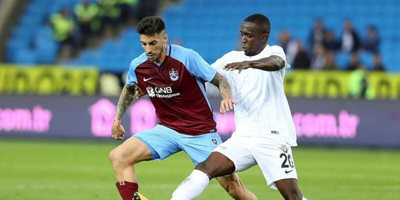Akhisarspor - Trabzonspor maçı 11'leri