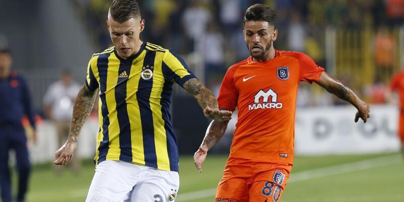 Fenerbahçe - Başakşehir maçı  11'leri