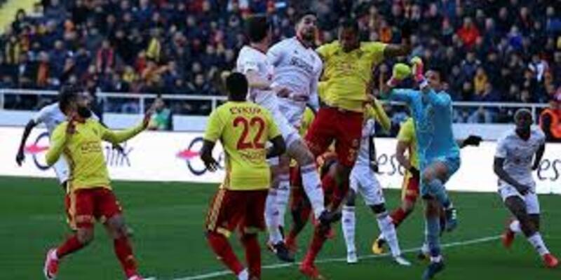 Yeni Malatyaspor - Sivasspor maçı 11'leri