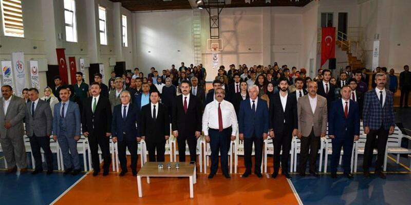 Tokat'ta 'Türk Dünyasına Genç Bakış Çalıştayı' yapıldı