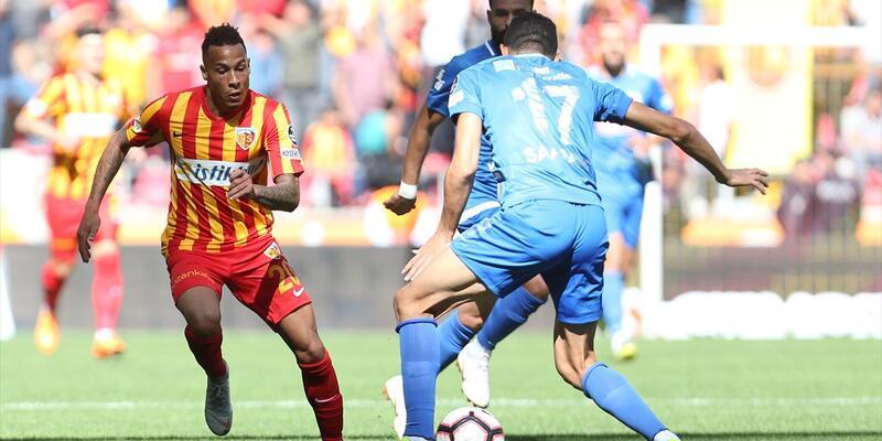 Kayserispor 2-2 Ç. Rizespor  / Maç özeti