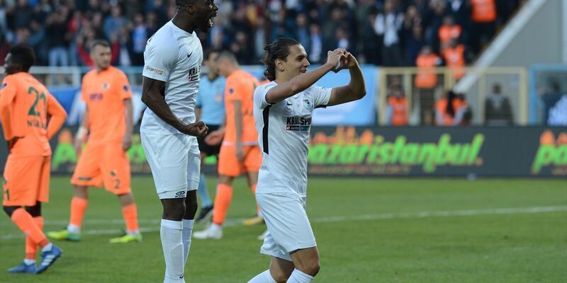 BB Erzurumspor 1-0 Alanyaspor / Maç özeti