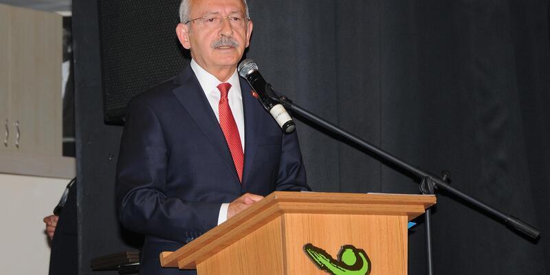 Kılıçdaroğlu'na şehit evi ziyaretinde protesto (2)