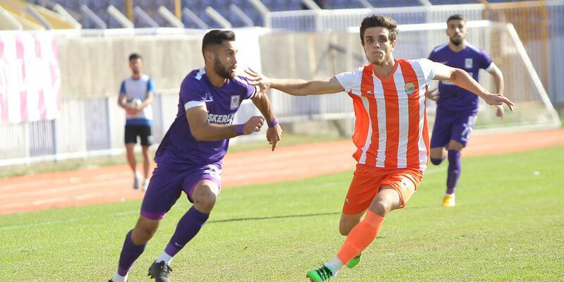 Gebzespor-Erzin Belediyespor: 1-1