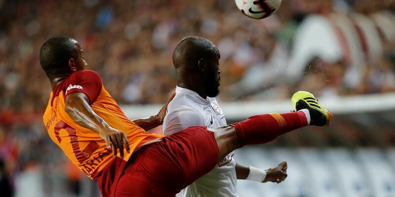 Antalyaspor 0-1 Galatasaray / Maç özeti