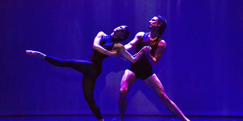 'Bach Alla Turca' ve 'Dansın Rengi' yeniden sahnede