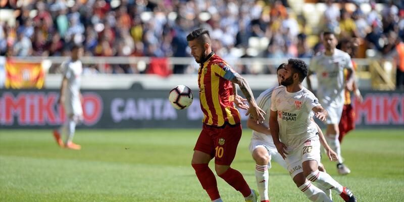 Yeni Malatyaspor 4-4 Sivasspor / Maç sonucu