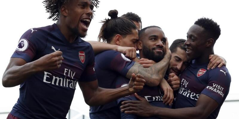 Fulham 1-5 Arsenal maç sonucu