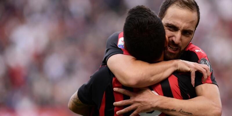 Milan 3-1 Chievo maç sonucu
