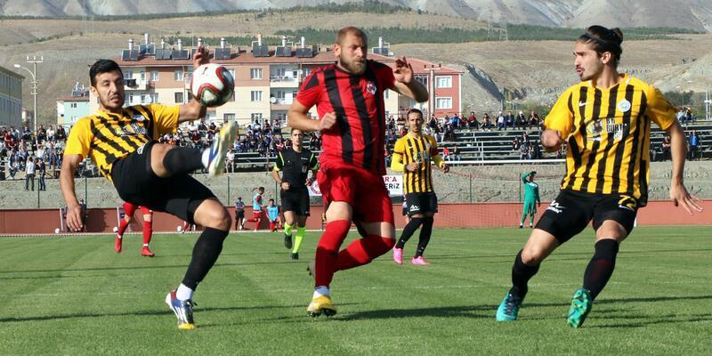 Anagold 24 Erzincanspor - Bayburt İl Özel İdare Gençlik ve Spor: 0-4