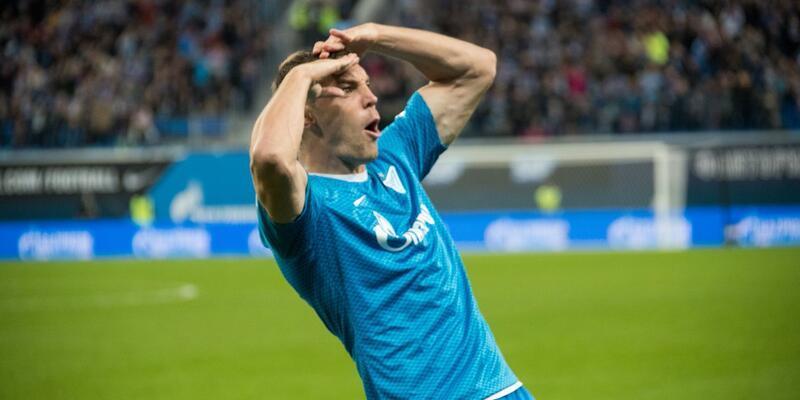 Zenit 2-1 Krasnodar maç sonucu