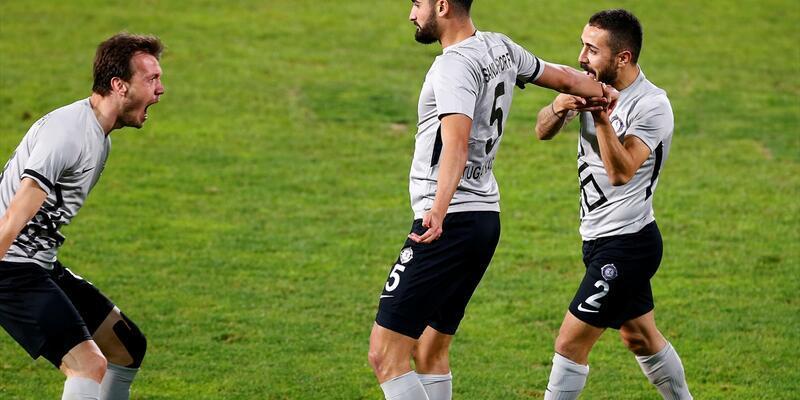 Osmanlıspor 1-0 Adana Demirspor maç sonucu