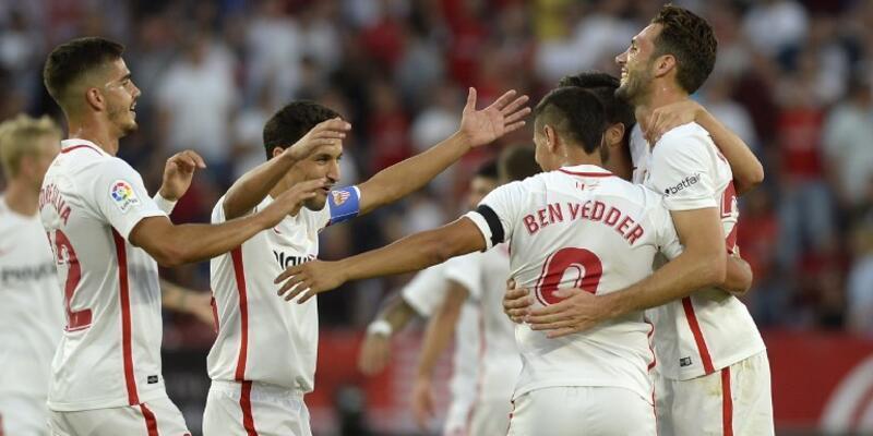Sevilla 2-1 Celta Vigo maç sonucu