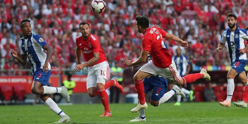 Benfica 1-0 Porto maç sonucu