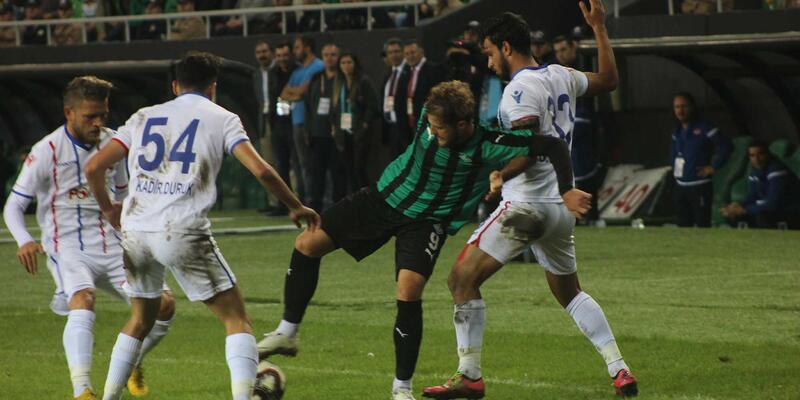 Sakaryaspor - Niğde Anadolu FK: 1-0