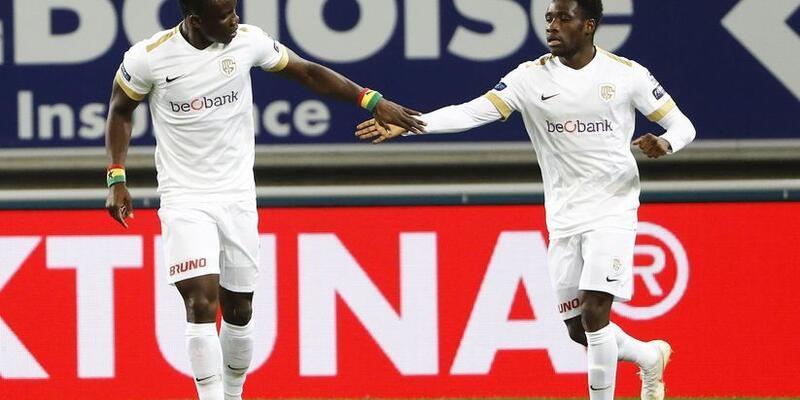 Gent 1-5 Genk maç sonucu