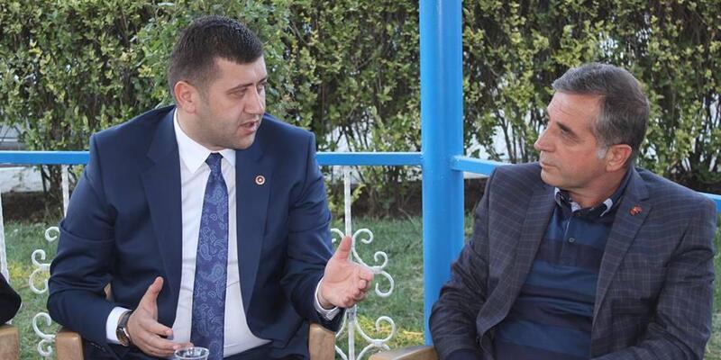Milletvekili Ersoy'dan Tomarza'ya ziyaret