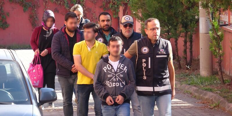 Karabük merkezli 6 ilde FETÖ operasyonu: 5 gözaltı