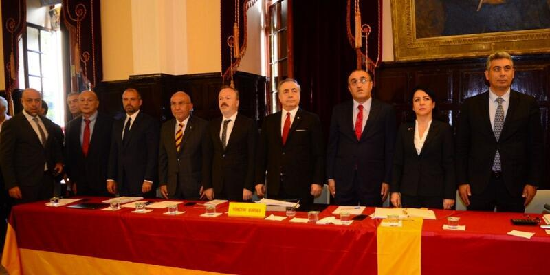 Galatasaray'ın divan kurulu 10 Ekim'de