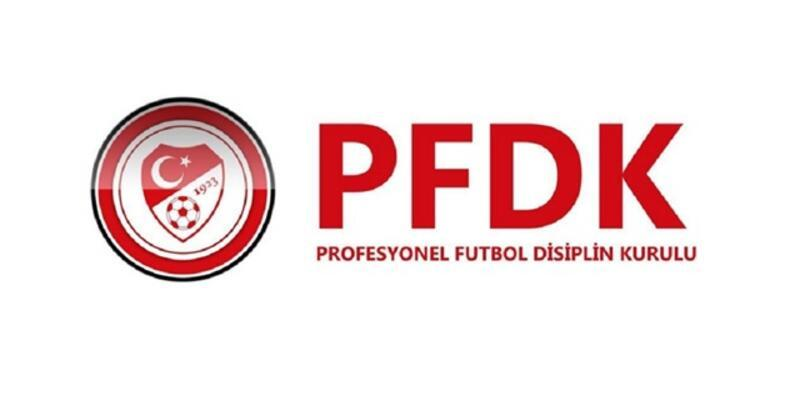 Beşiktaş, Fenerbahçe ve Trabzonspor PFDK'ya sevk edildi