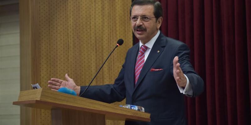 TOBB Başkanı Hisarcıklıoğlu: 81 ilde enflasyonla mücadeleyi sahipleneceğiz