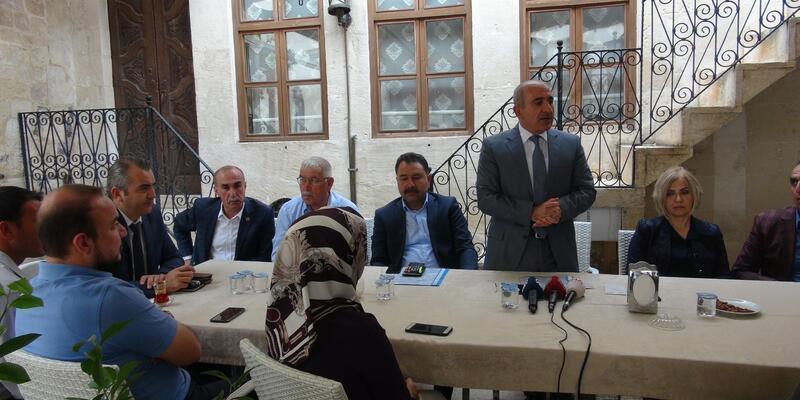Kilis'te 'Ürünler üreticiden tüketiciye' toplantısı