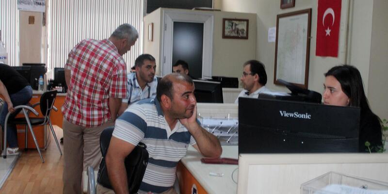 Samsun'da, 'imar barışı'ndan 63 milyon lirayı aşan tahsilat