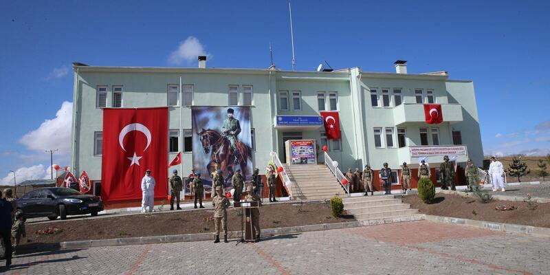 Tokat'ta 2013 yılında kapanan karakol yeniden açıldı