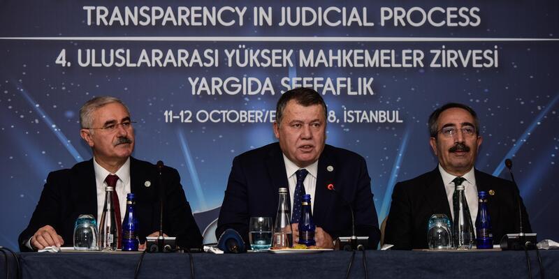 Yargıtay Başkanı Cirit: Türkiye'de yargının 5 ana kara deliği vardır (1)