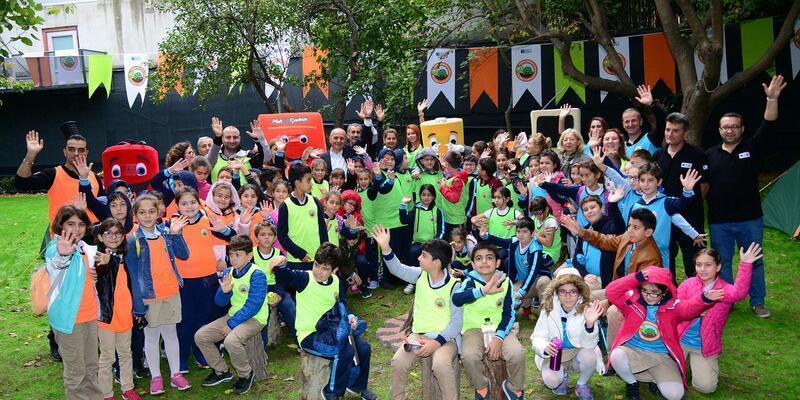 Türkiye'nin ilk 'Afet Eğitim Parkı' Kadıköy'de açıldı